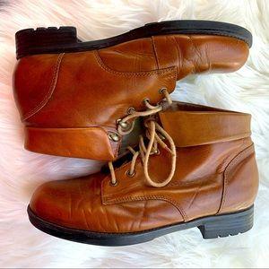 🖤 Earth Shoe | Ottawa Leather Hiking Boot